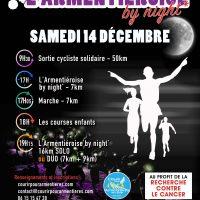 affiche armentieroise by night 14 décembre 2019