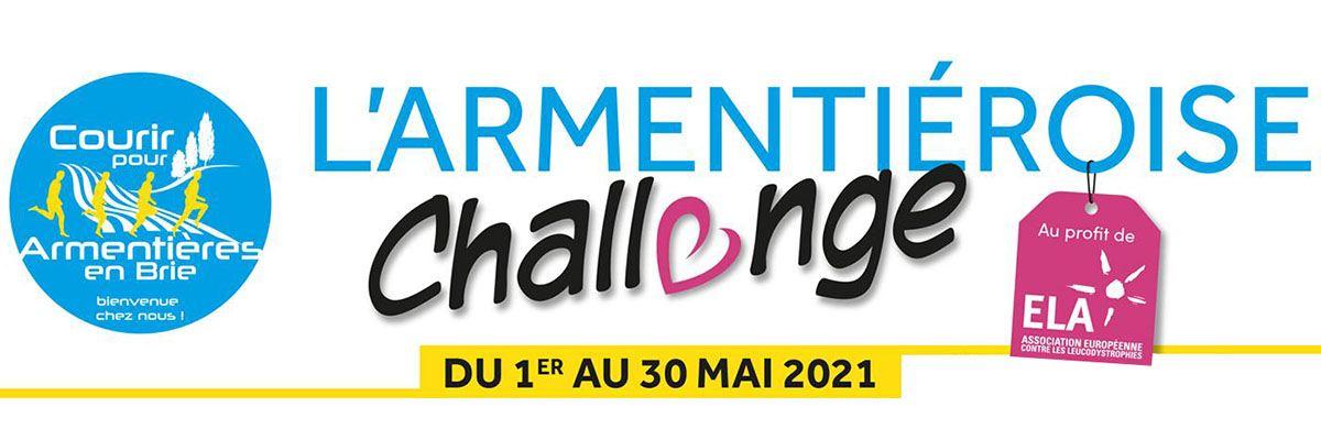 Permalien vers:L'Armentiéroise CHALLENGE – Du 1er au 31 Mai 2021